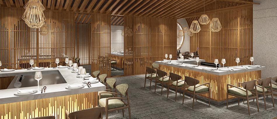 厨配宏赤坂亭商业厨房设计案例