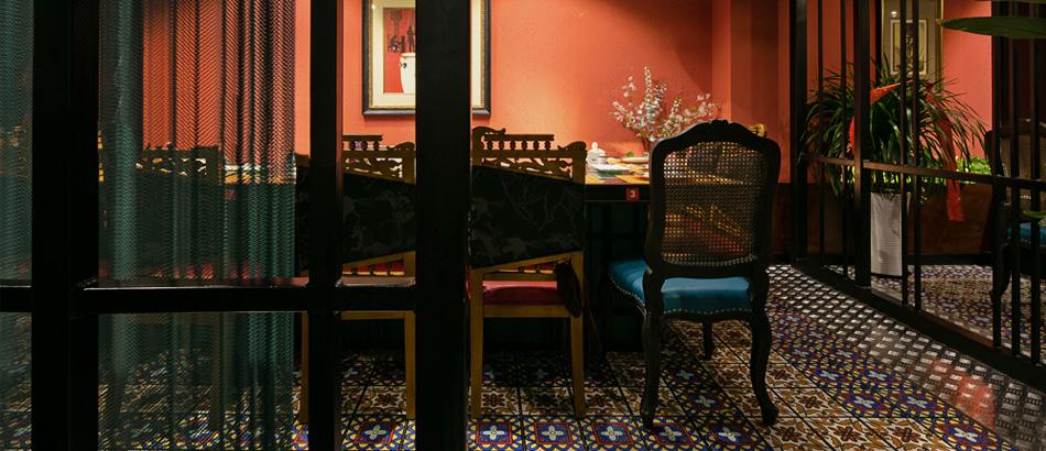 厨配宏湘汇概念餐厅设计案例