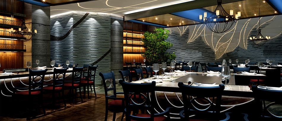 厨友汇巨汇餐饮餐厅设计案例