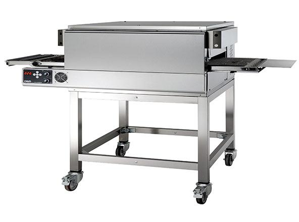 厨配宏电力单层链式披萨炉