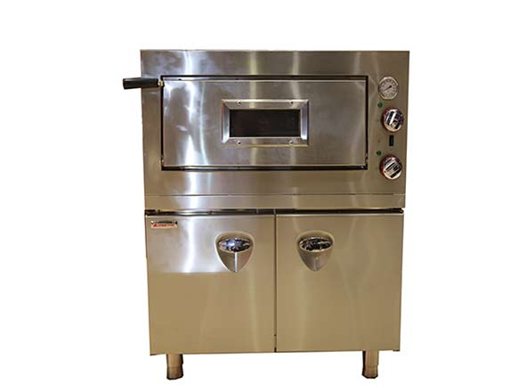 厨配宏单层电比萨烘炉柜