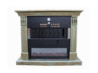 欧式壁炉仿真火电热烤炉