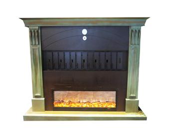 欧式壁炉炭火烤鱼炉