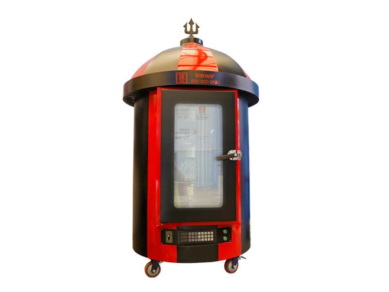 新型数控烤全羊炉